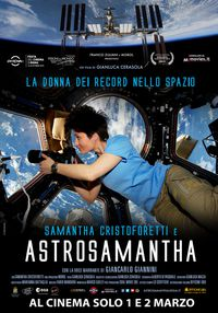 Astrosamantha - The Space Record Woman