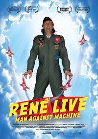 René Live - Man Against Machine