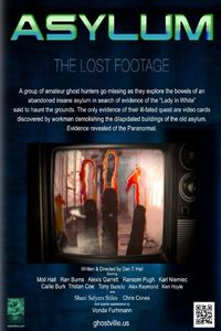 Asylum, the Lost Footage