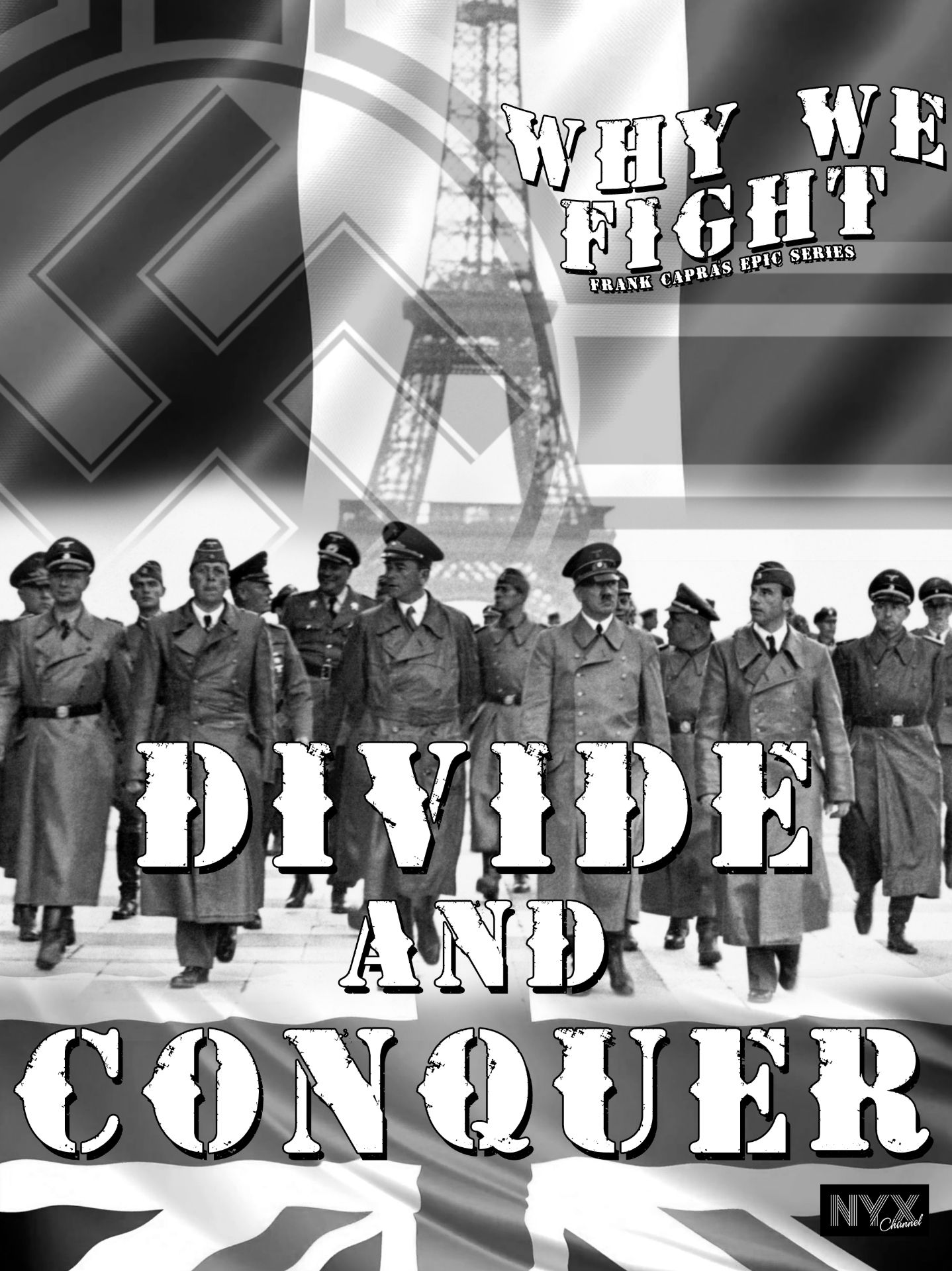 Why We Fight (1942) Documentary – Divide and Conquer