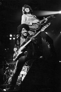 Thin Lizzy: nu, då och för evigt