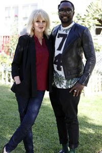 Joanna Lumley Meets Will.I.Am