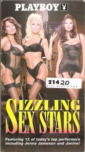 Playboy: Sizzling Sex Stars