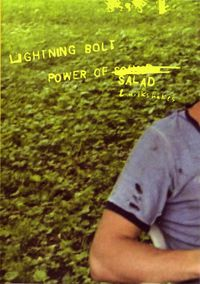 Lightning Bolt: The Power Of Salad