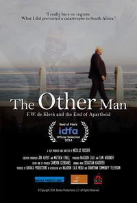 The Other Man - F.W. de Klerk and the End of Apartheid