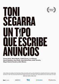 Toni Segarra. a guy who writes ads