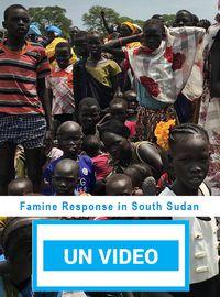 Famine Response in South Sudan