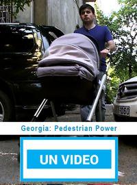 Georgia: Pedestrian Power