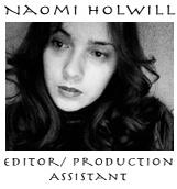 Naomi Holwill